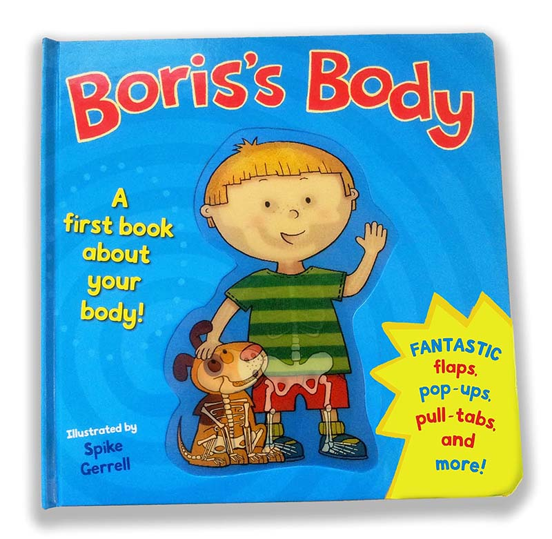 Boris's Body - Jacket