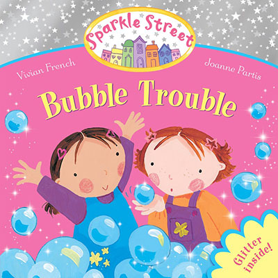 Sparkle Street: Bubble Trouble - Jacket