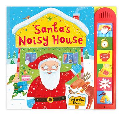 Santa's Noisy House - Jacket