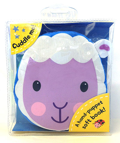 Cuddly Cloth Puppets: Sleepy Sheep! - Jacket
