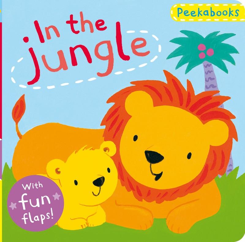 Peekabooks: In the Jungle - Jacket