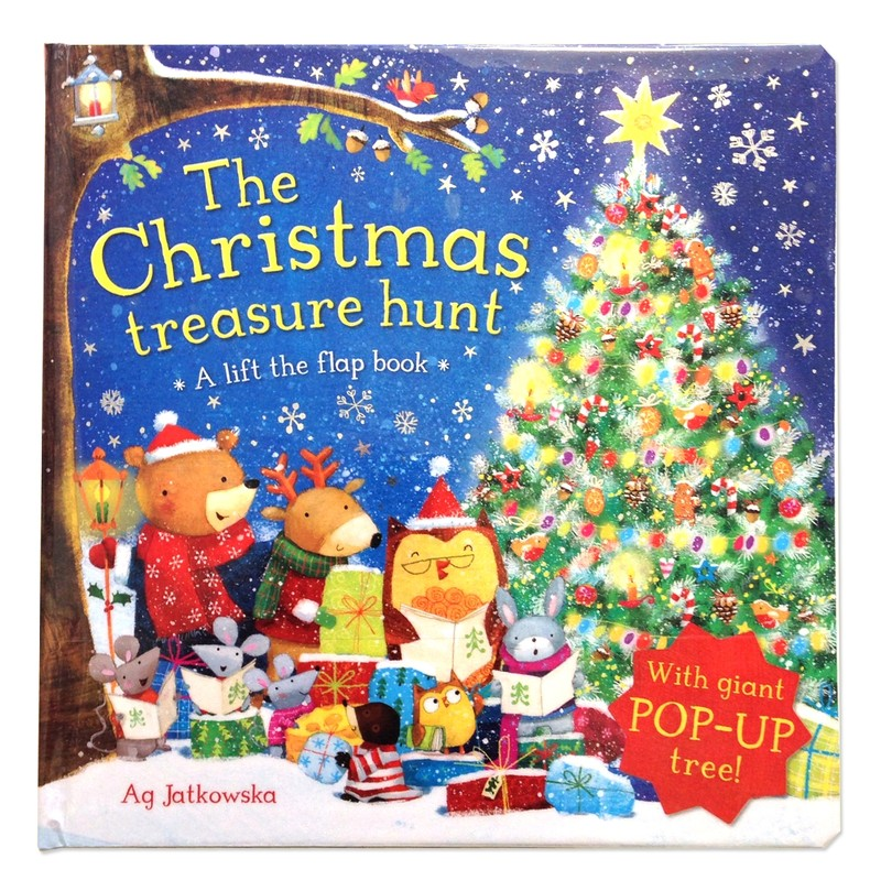 The Christmas Treasure Hunt - Jacket