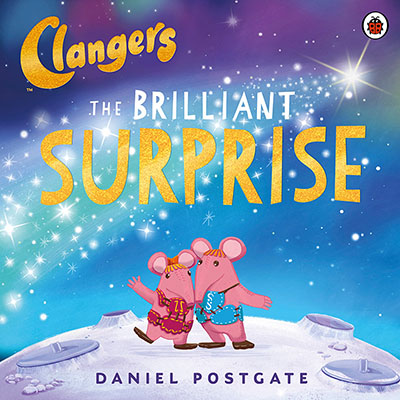 Clangers: The Brilliant Surprise - Jacket