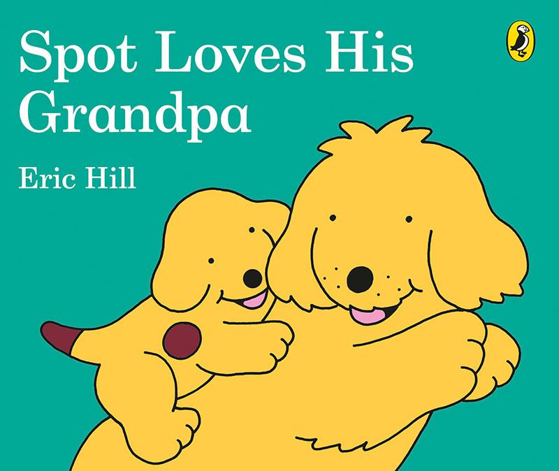 Spot Loves His Grandpa - Jacket