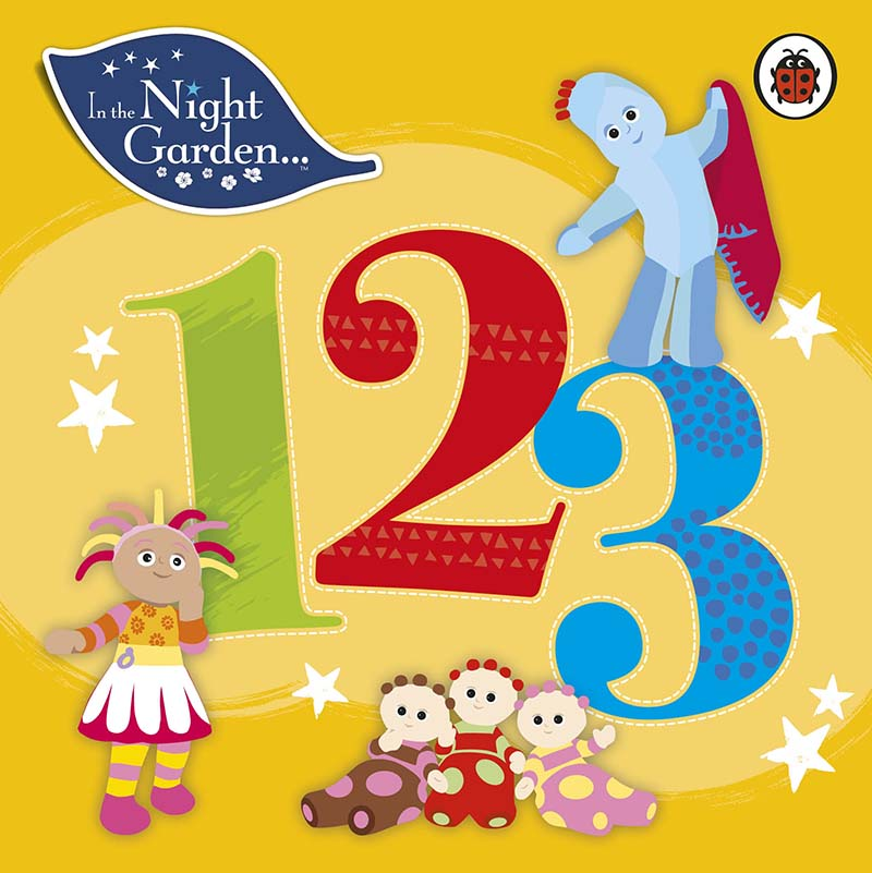 In the Night Garden: 123 - Jacket