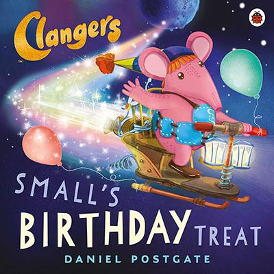 Clangers: Small's Birthday Treat - Jacket