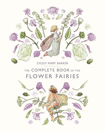 The Complete Book of the Flower Fairies - Jacket