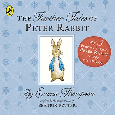 The Further Tales of Peter Rabbit - Jacket