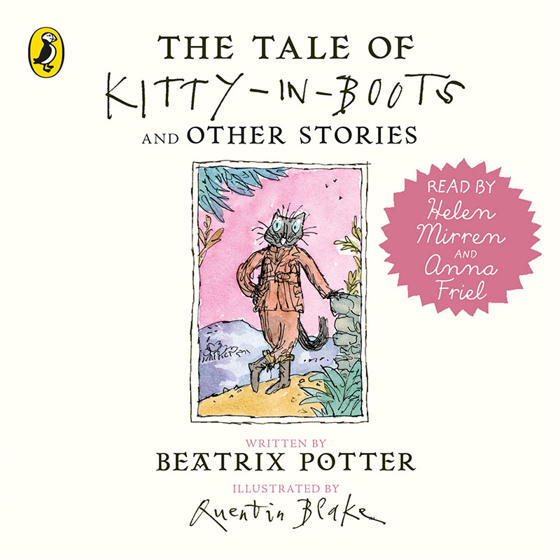 The Tale of Kitty In Boots and Other Stories - Jacket