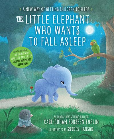 The Little Elephant Who Wants to Fall Asleep - Jacket