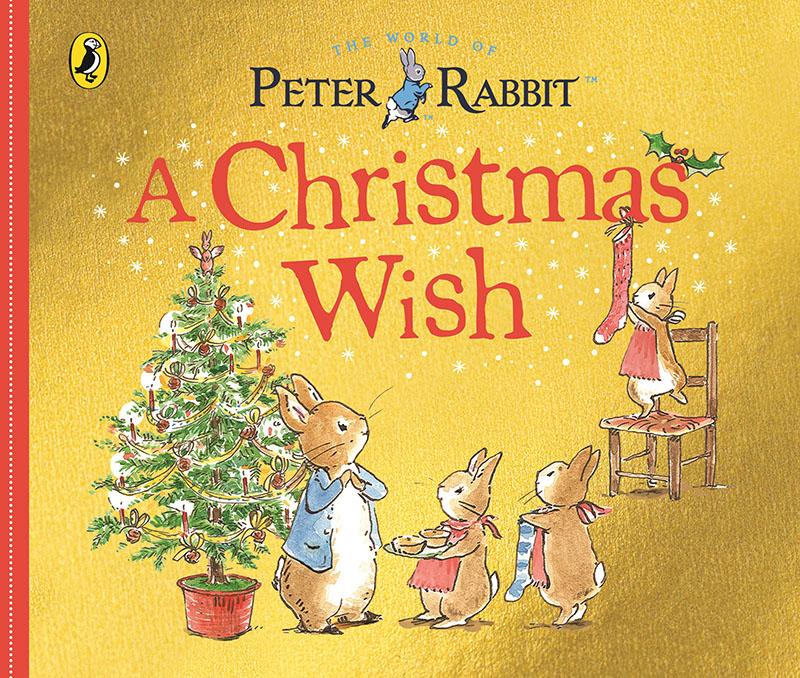 Peter Rabbit Tales: A Christmas Wish - Jacket