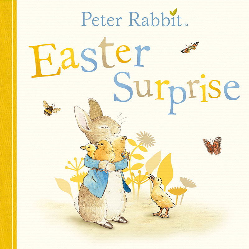 Peter Rabbit: Easter Surprise - Jacket