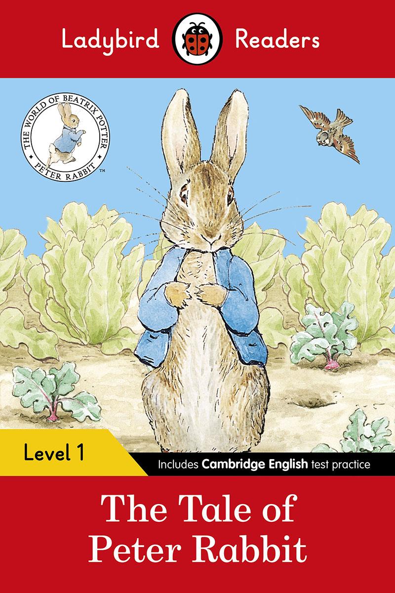The Tale of Peter Rabbit - Ladybird Readers Level 1 - Jacket