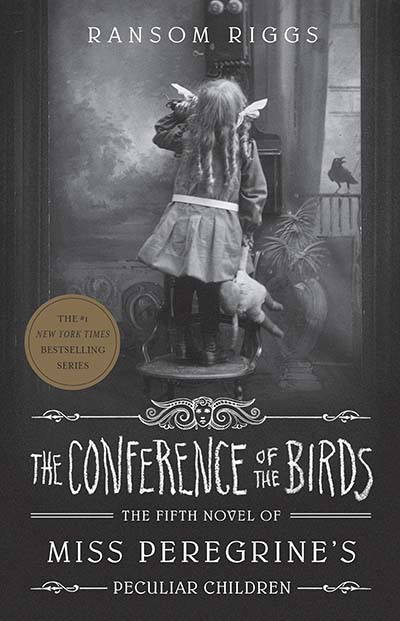 The Conference of the Birds - Jacket