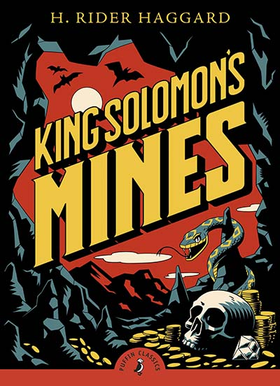 King Solomon's Mines - Jacket