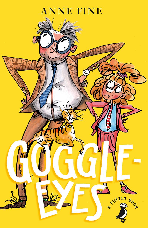 Goggle-Eyes - Jacket