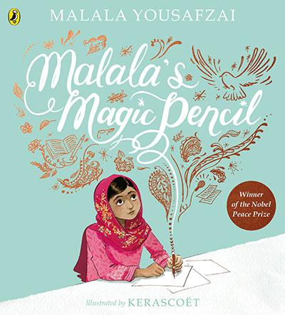 Malala's Magic Pencil - Jacket