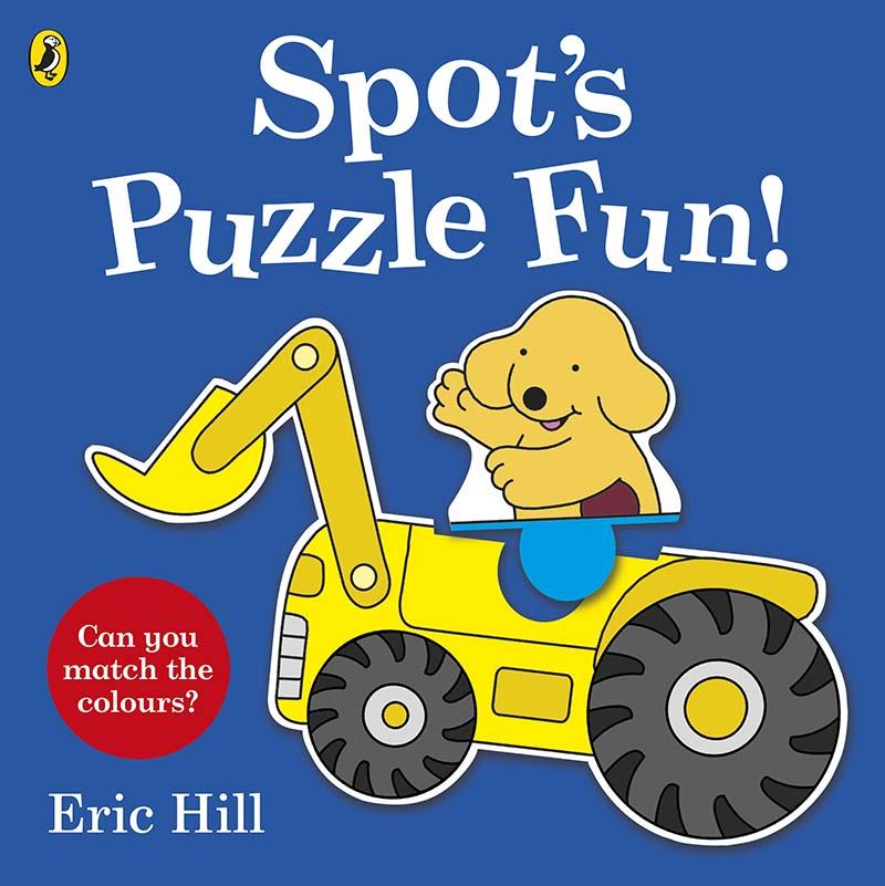 Spot's Puzzle Fun! - Jacket