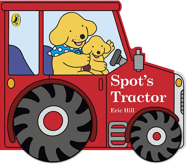 Spot's Tractor - Jacket