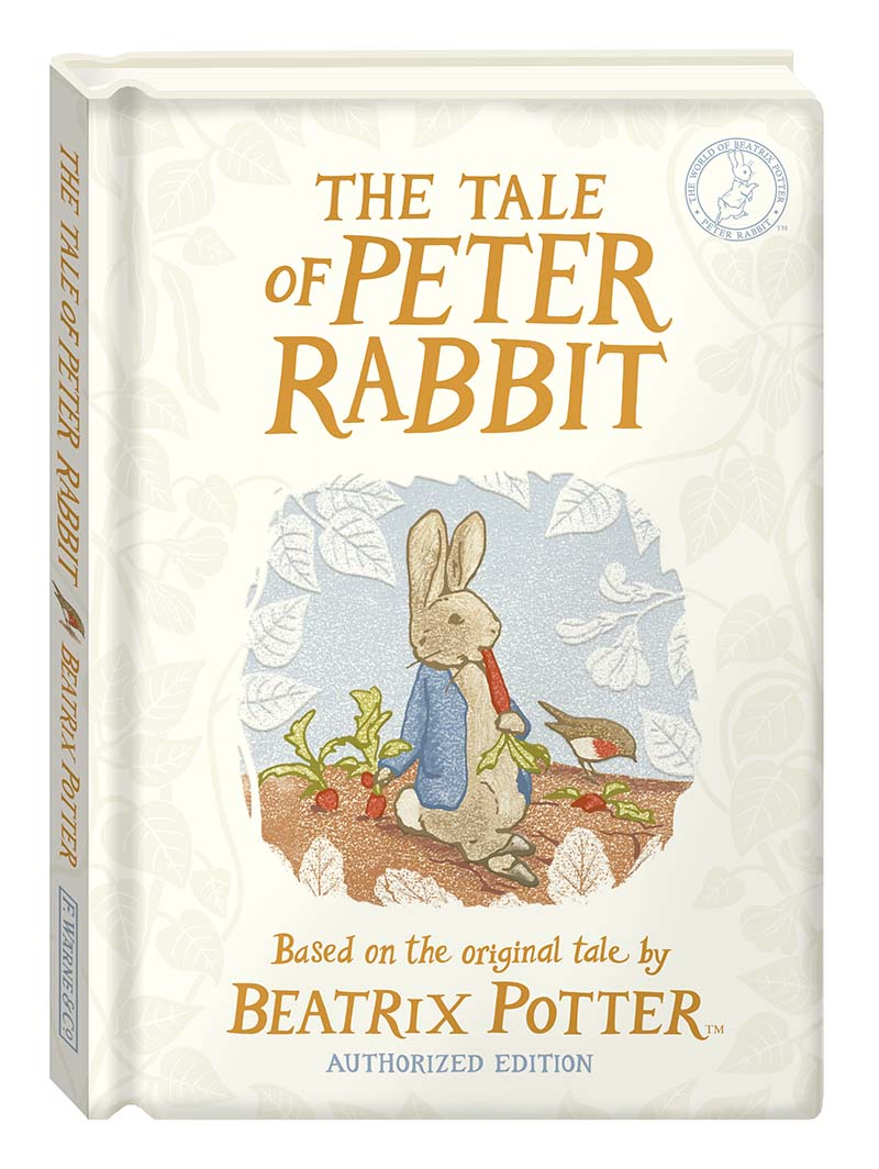 The Tale of Peter Rabbit: Gift Edition - Jacket