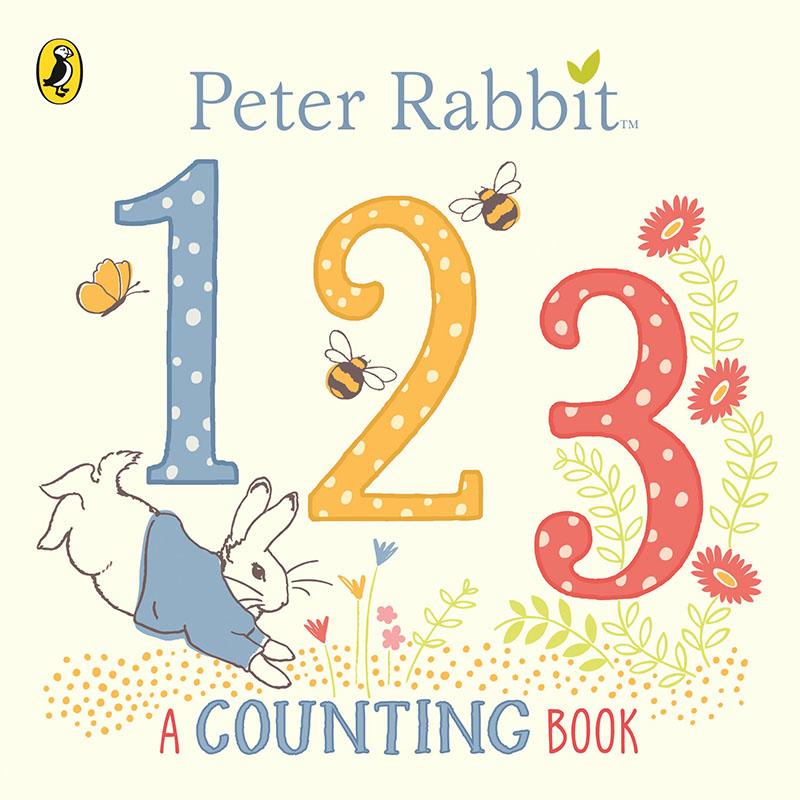 Peter Rabbit 123 - Jacket