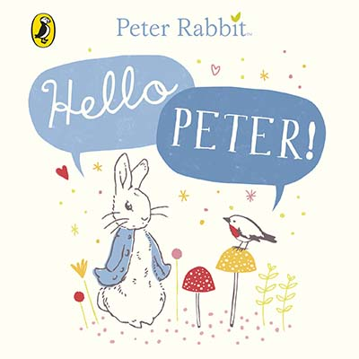 Peter Rabbit: Hello Peter! - Jacket
