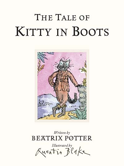 The Tale of Kitty In Boots - Jacket