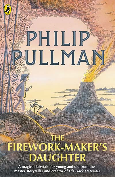 The Firework-Maker's Daughter - Jacket