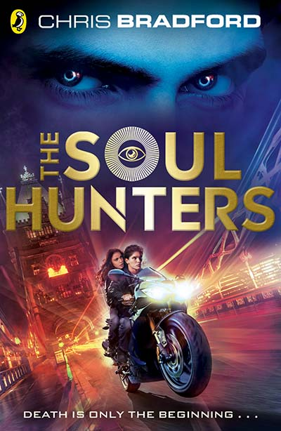 The Soul Hunters - Jacket