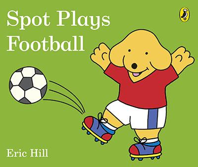 Spot Plays Football - Jacket