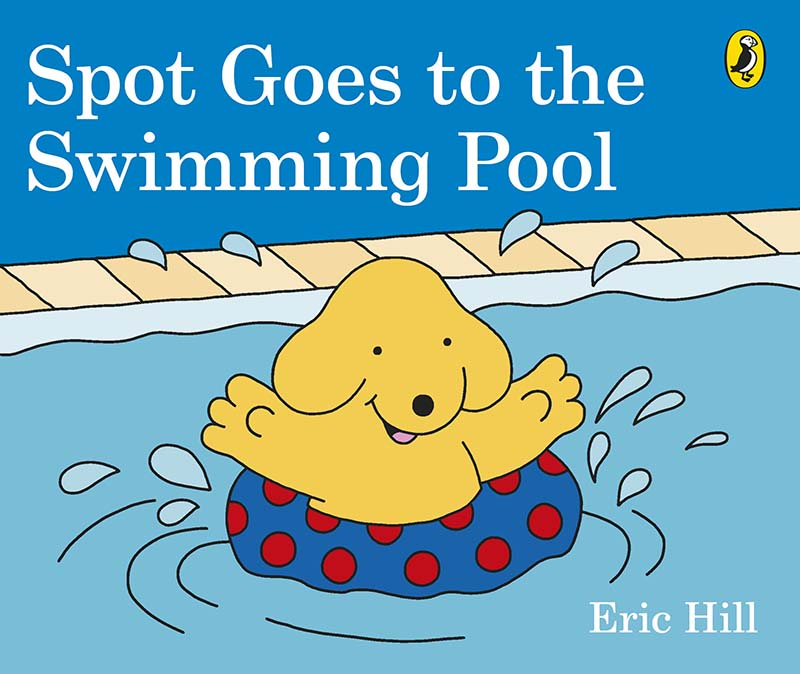 Spot Goes to the Swimming Pool - Jacket