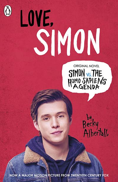 Love Simon - Jacket