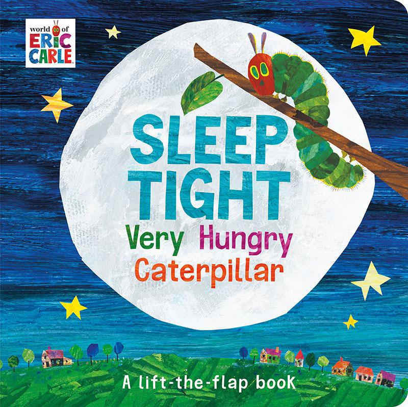 Sleep Tight Very Hungry Caterpillar - Jacket