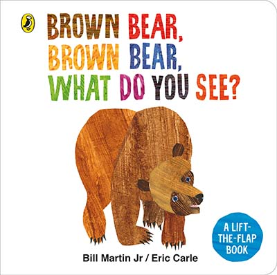 Brown Bear, Brown Bear, What Do You See? - Jacket