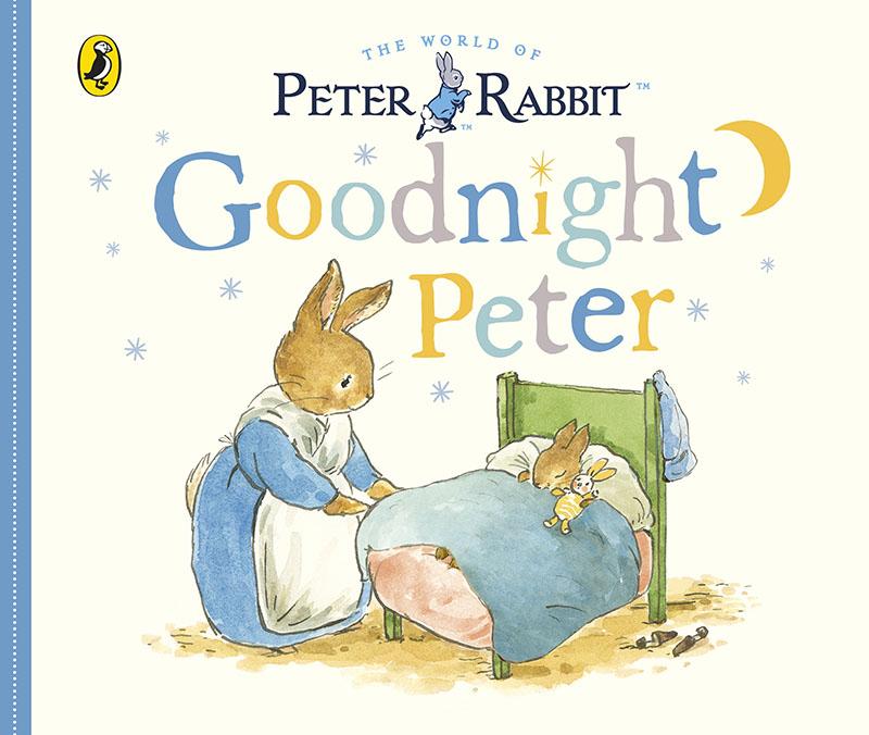 Peter Rabbit Tales – Goodnight Peter - Jacket