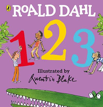 Roald Dahl: 123 - Jacket