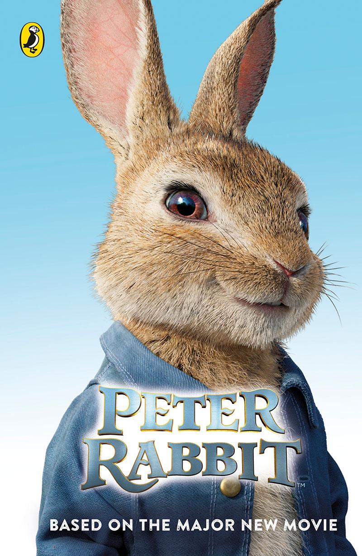 Peter Rabbit: Based on the Major New Movie - Jacket