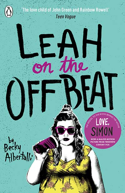 Leah on the Offbeat - Jacket
