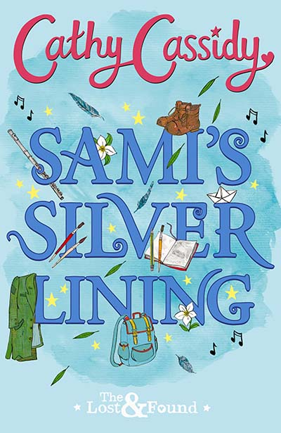 Sami's Silver Lining (The Lost and Found Book Two) - Jacket