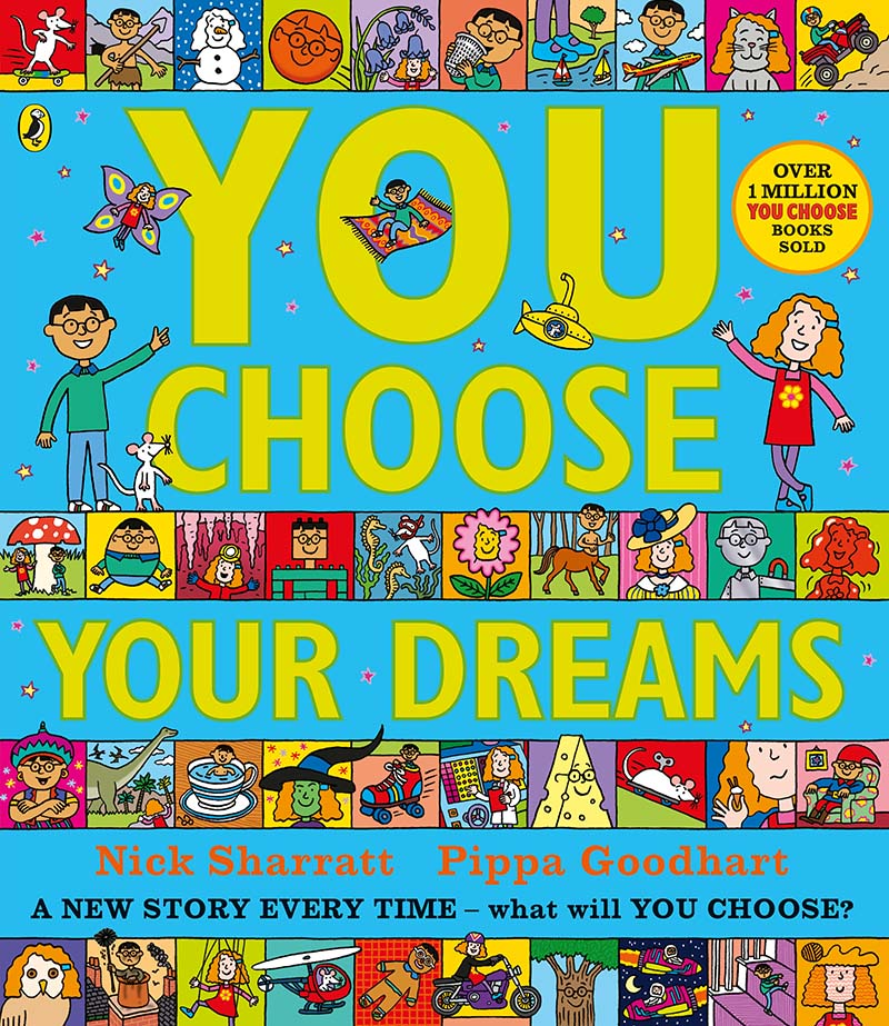 You Choose Your Dreams - Jacket