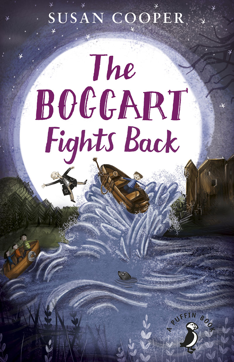 The Boggart Fights Back - Jacket