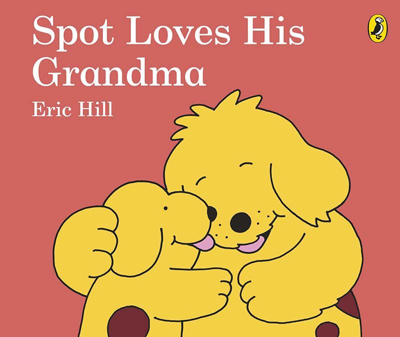 Spot Loves His Grandma - Jacket