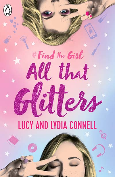 Find The Girl: All That Glitters - Jacket