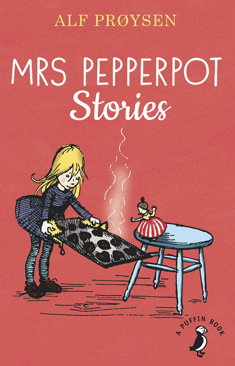 Mrs Pepperpot Stories - Jacket
