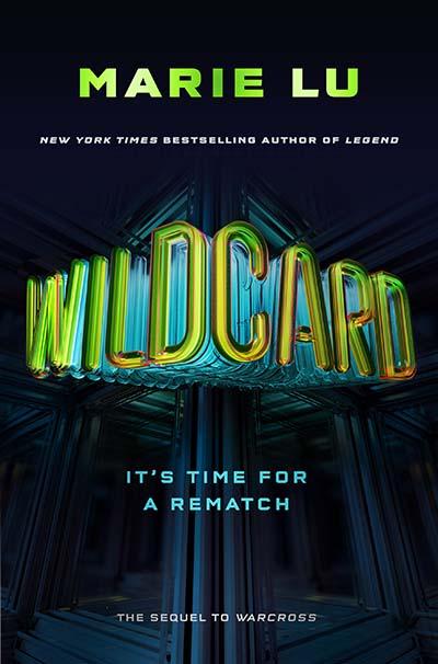 Wildcard (Warcross 2) - Jacket
