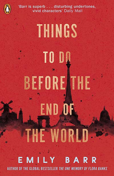 Things to do Before the End of the World - Jacket