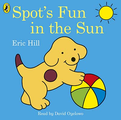 Spot's Fun in the Sun - Jacket