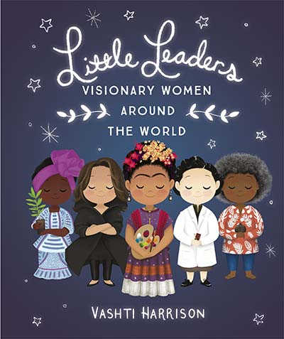 Little Leaders: Visionary Women Around the World - Jacket
