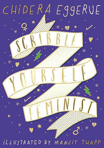 Scribble Yourself Feminist - Jacket