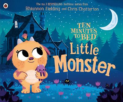 Ten Minutes to Bed: Little Monster - Jacket